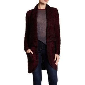 👀 NWT - Angie Super Soft Pocket Sweater Cardigan